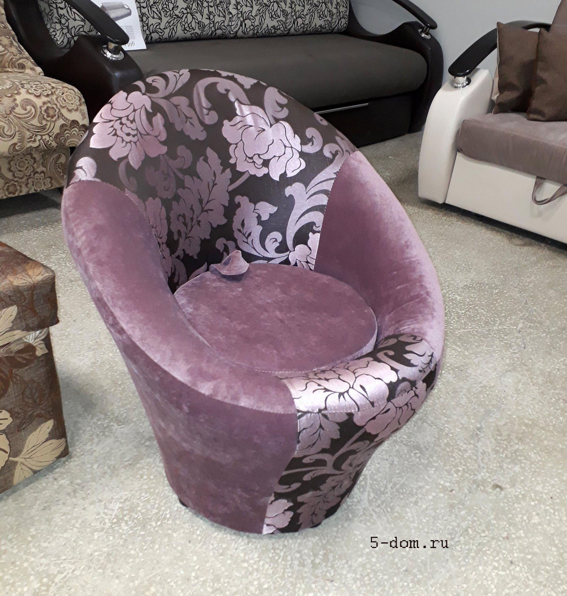 мини кресло пуф