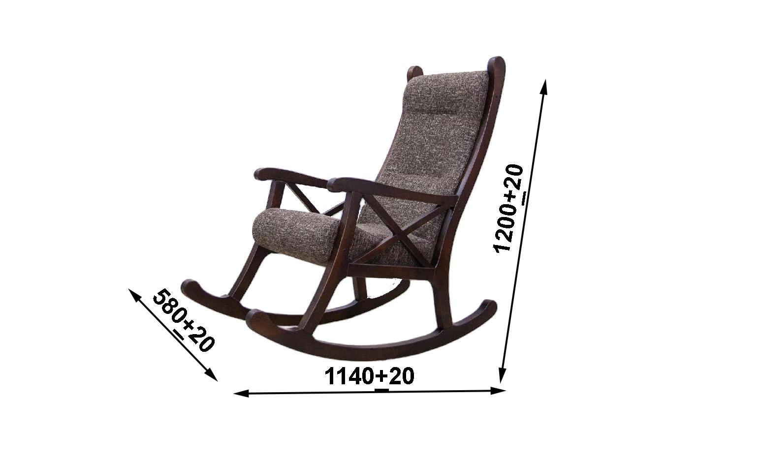 дача кресло-качалка