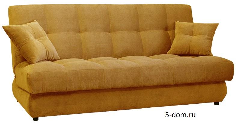 диван книжка Веста 2 . диван коричневый.