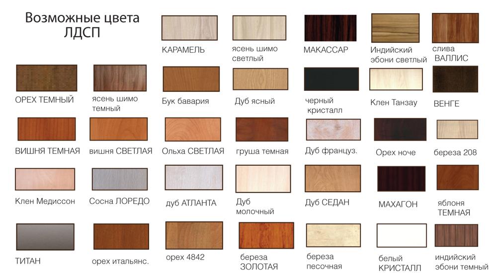 изображения цветов мебели