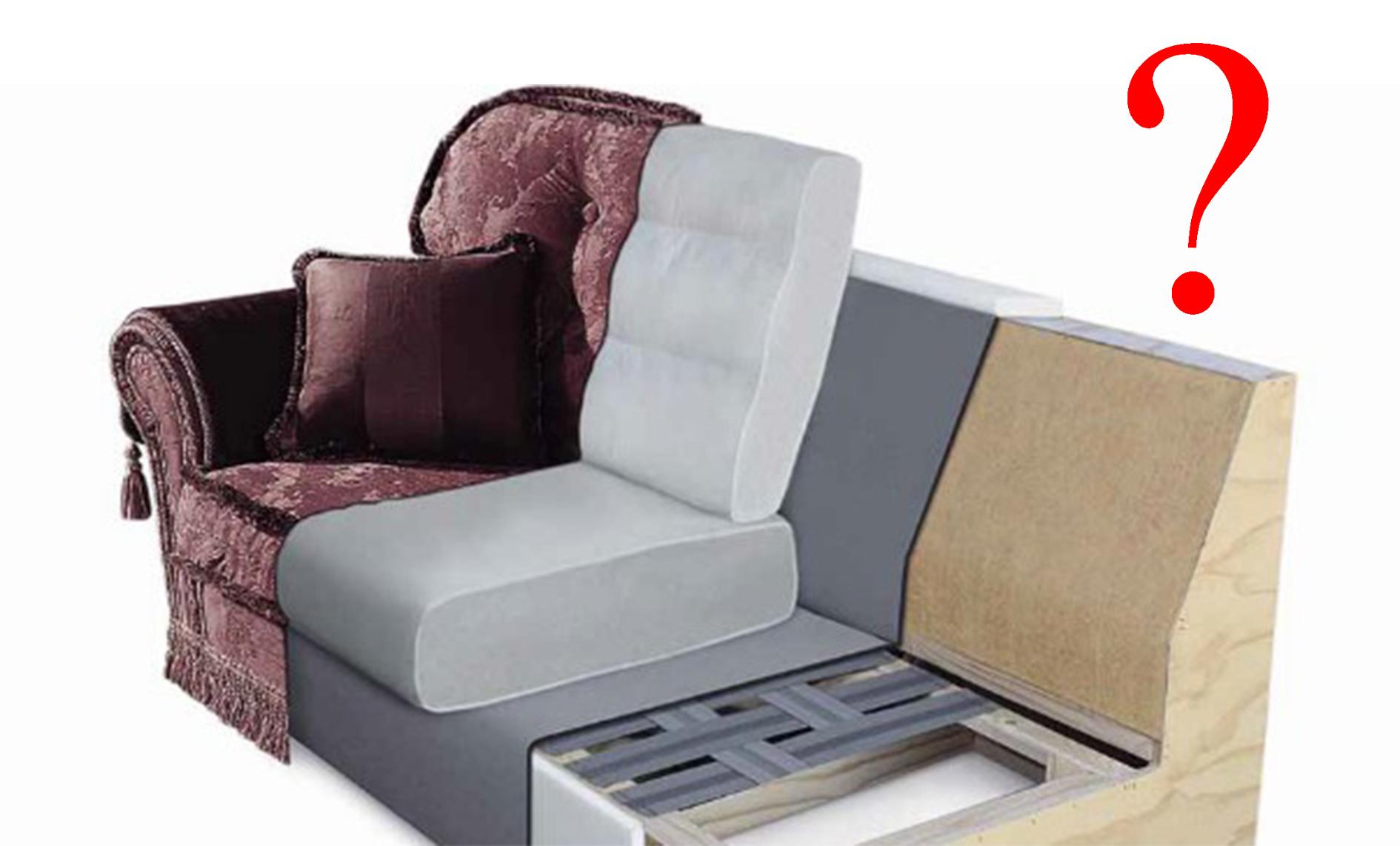 какой диван выбрать пружинный или пенополиуретановый?