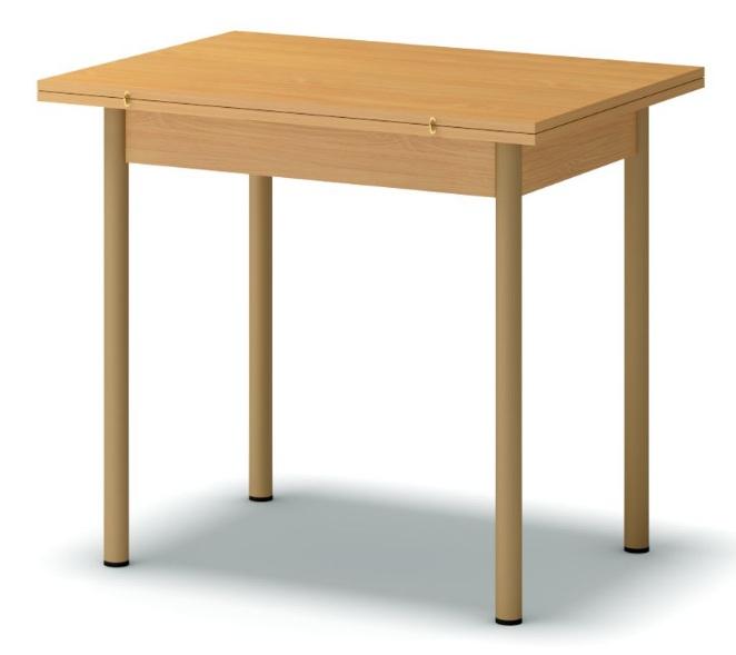 стол раскладной бук гайвамебель