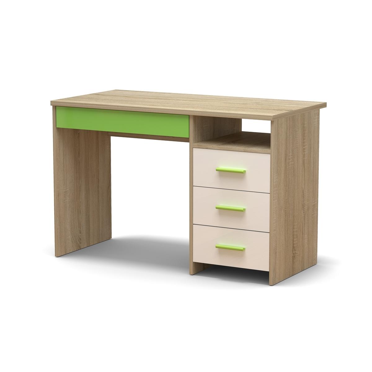 стол письменный зеленый