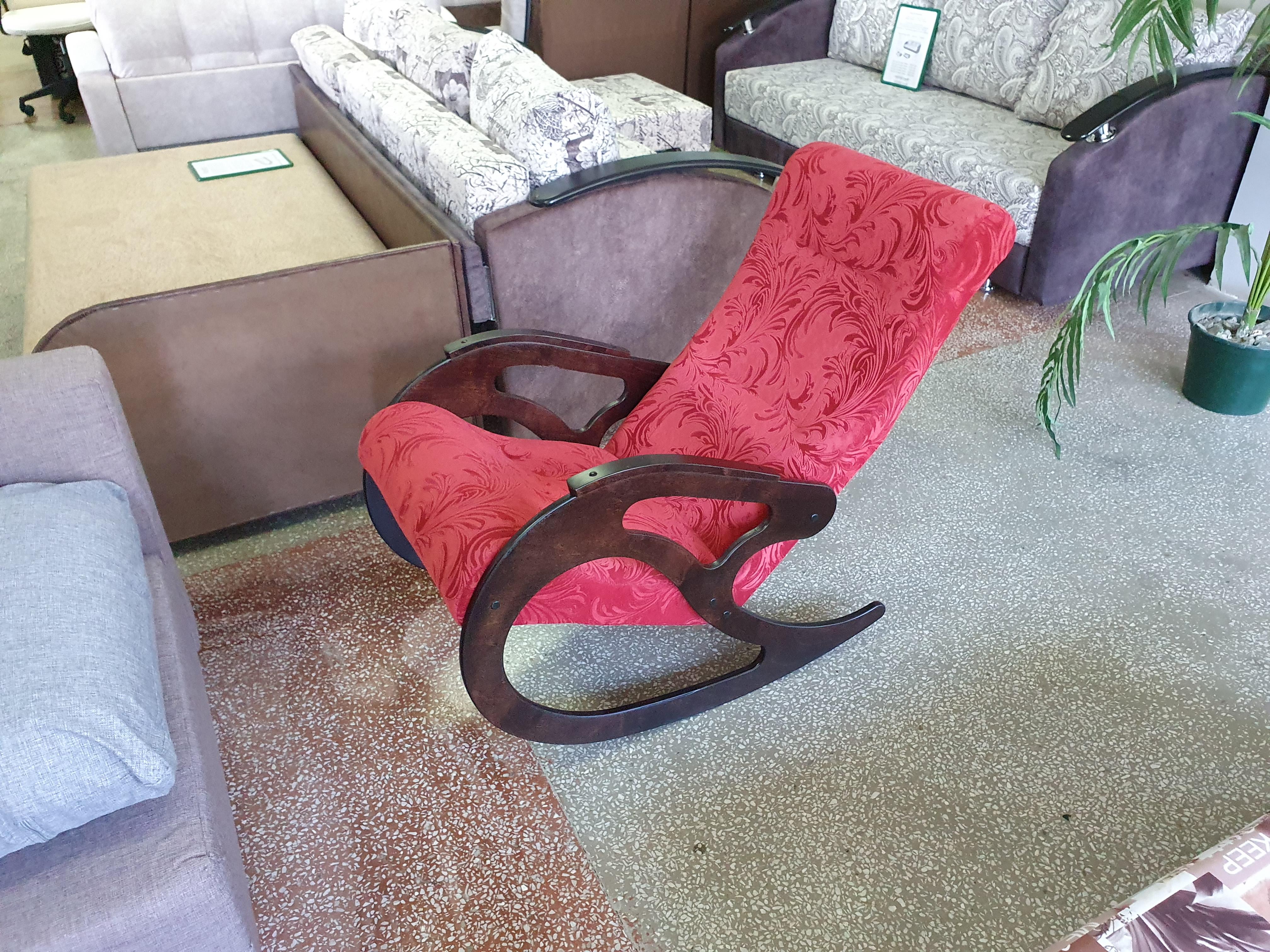 кресло качалка екатеринбург недорого Коник