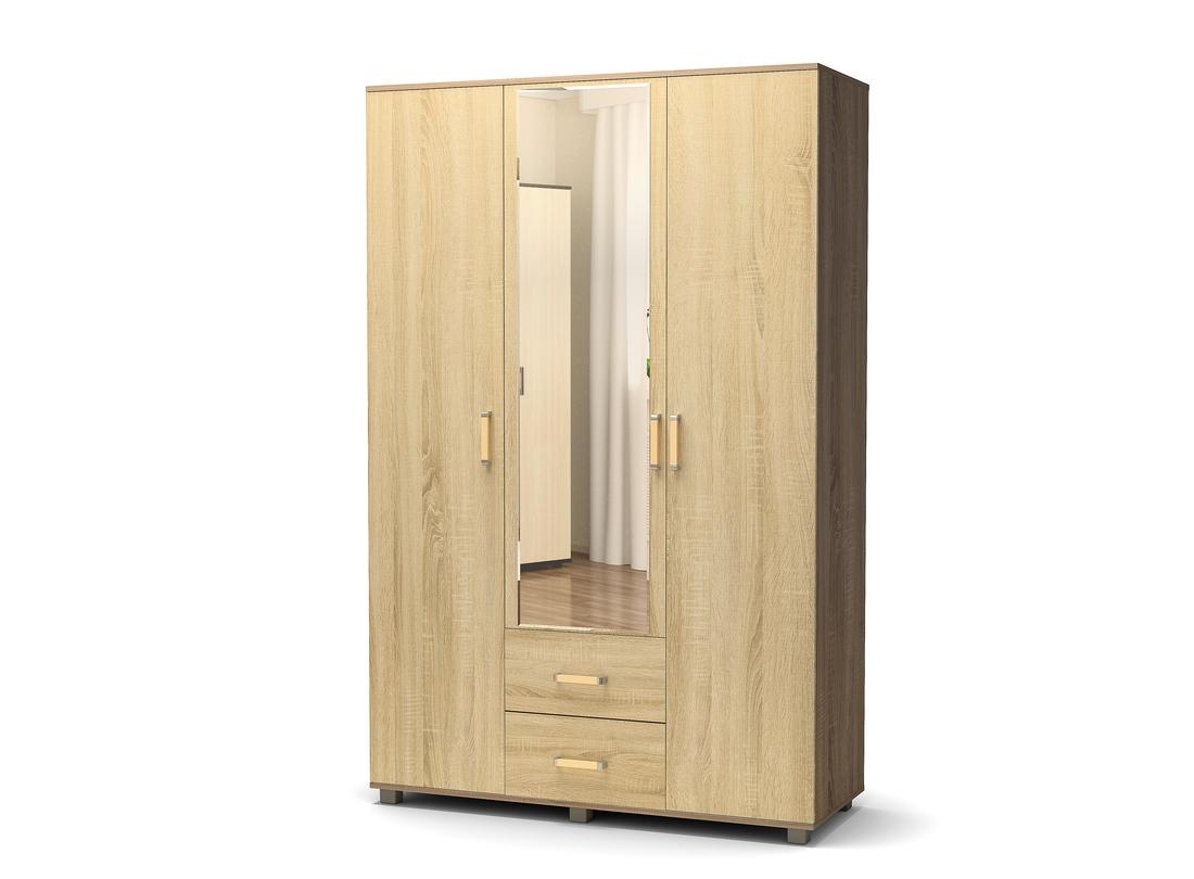 шкаф венге дубсонома