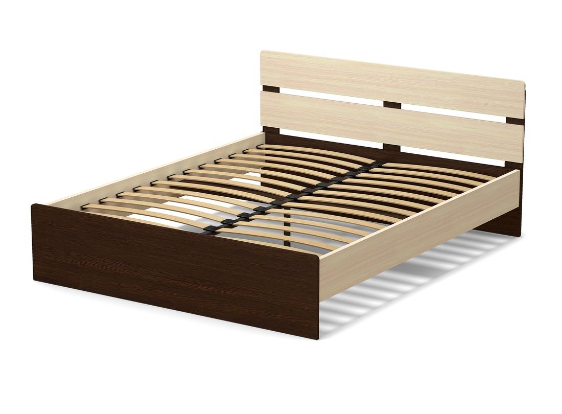 кровать 1600 винтаж - дуб сонома