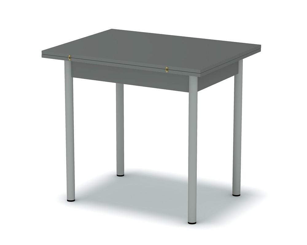 стол обеденный раскладной платина