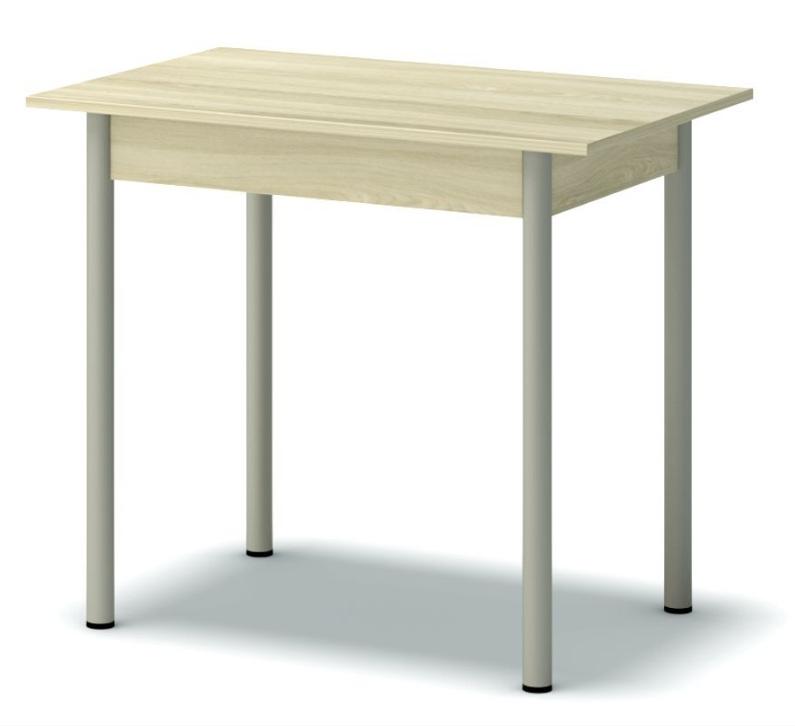 стол обеденный ясень шимо светлый