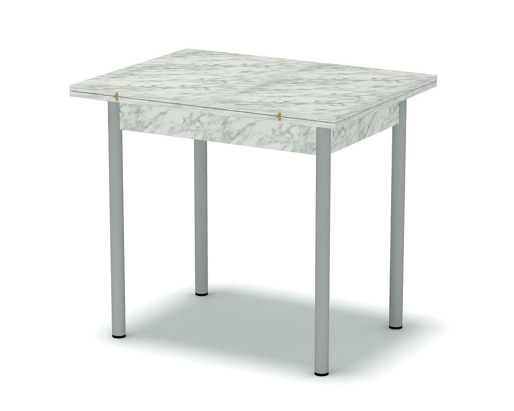 стол обеденный раскладной мрамор
