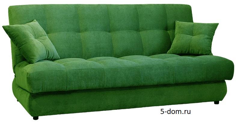 диван книжка зеленый. Веста