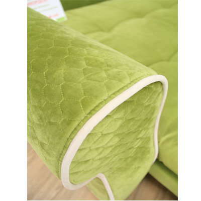 диван зеленый!