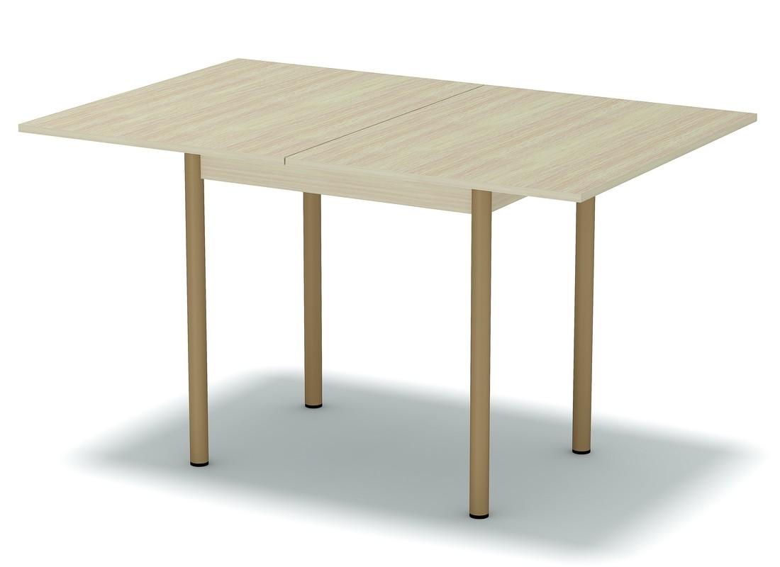 стол обеденный раскладной дуб сонома