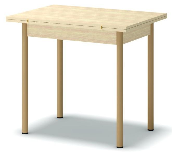 стол раскладной дуб млечный